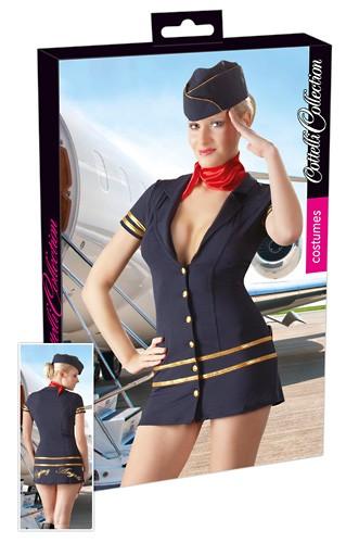 Kostým - letuška