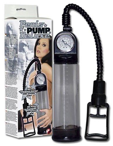 Vakuová pumpa - Deluxe